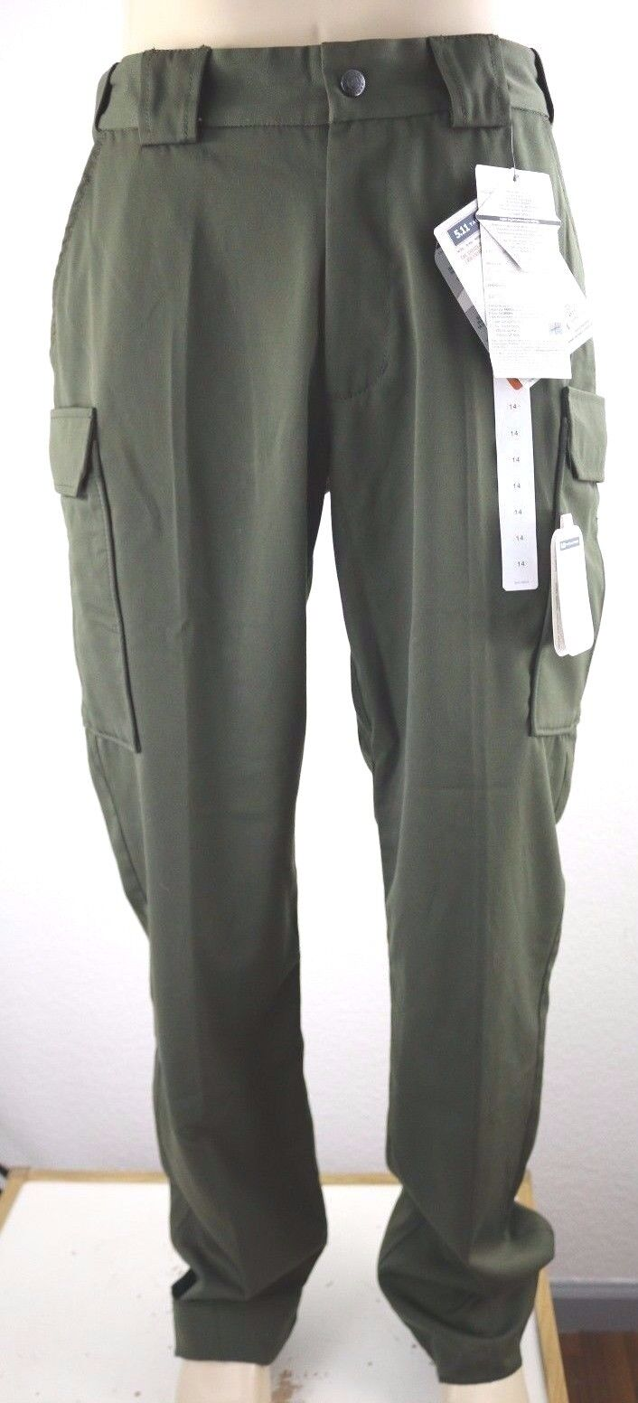 NEW 5.11 Tactical Series Women's Cargo Pant Size 14