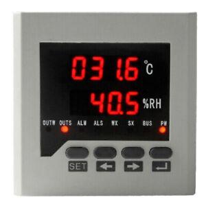 SPS-Peripheriemodule STC-3028 AC110-220V Dual-LCD-Temperatur ...
