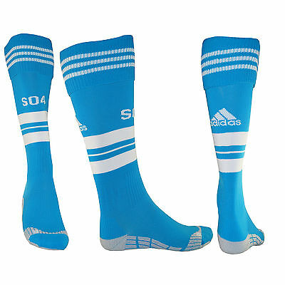 Nuovo Adidas Fc Schalke 04 Away Calzini Calzettoni Calze Di Calcio Socks S12381