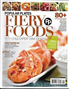 Popular plates fiery foods magazine chile pepper 101 recipes revista placas popular alimentos ardiente chile picante 101 forumfinder Images