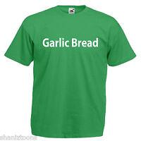 Garlic Bread Mens T Shirt 12 Colours  Size S - 3XL
