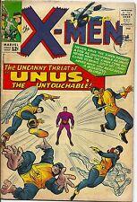 X-Men 8 Marvel Silver Age 1964 First Unus the Untouchable