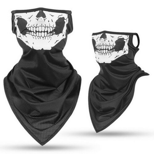 Unisex Face Mask Cover Scarf Biker Cycling Snood Bandana Balaclava Neck Tube SCH