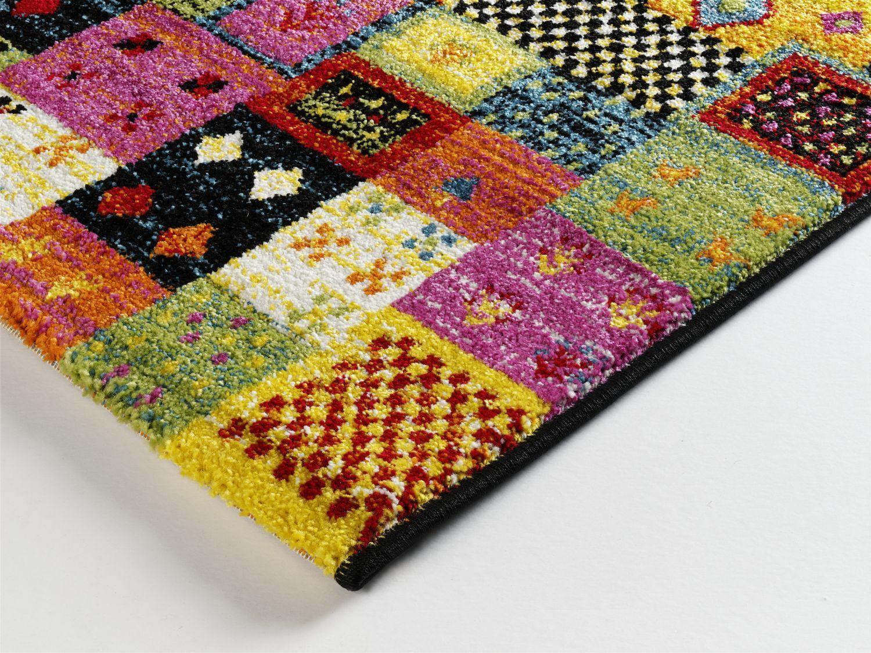 Teppich MultiFarbe MultiFarbe MultiFarbe Designer HA027 Pardis Modern 120x170cm bunt | Economy  487fdd
