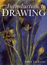 An Introduction to Drawing by John Jackson (1998 softcover) art instruction