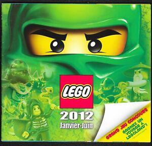 Lego-Catalogue-Janvier-Juin-2012-84-pages-21-x-19-5-cm