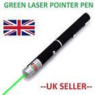 Powerful High Power Green Laser Pointer Pen 1MW Lazer Beam - UK Seller