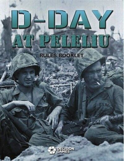 D-Day at Peleliu Mise à niveau Kit, New by by by Decision Games, English b395c4