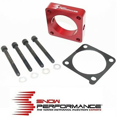 Snow Performance Throttle Body Spacer Injection Plate for Lancer Evo X 2.0 Turbo