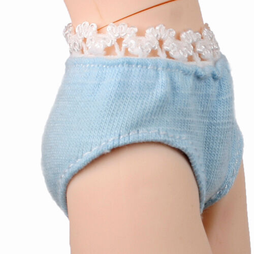 """PF Suitable For 12/"""" Neo Blythe Doll Takara Doll Fashion Lace Blue Underwear"""