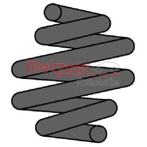Metzger 2240540 Fahrwerksfeder