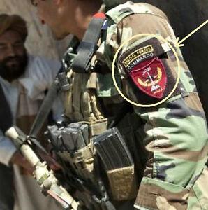 U. S. Special operations command (socom) military badges, crests.