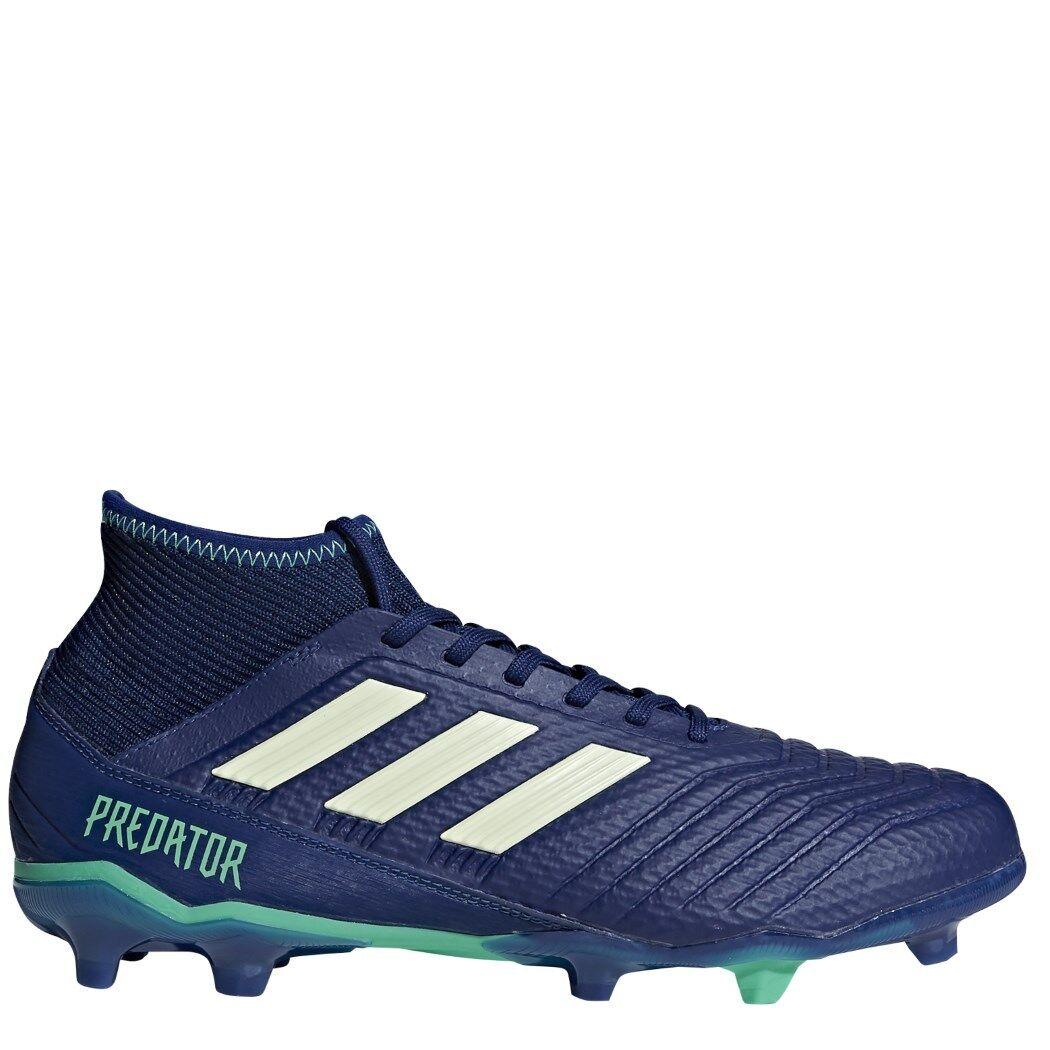 Adidas projoator 18.3 FG botas de fútbol señores azul verde claro verde [cp9304]