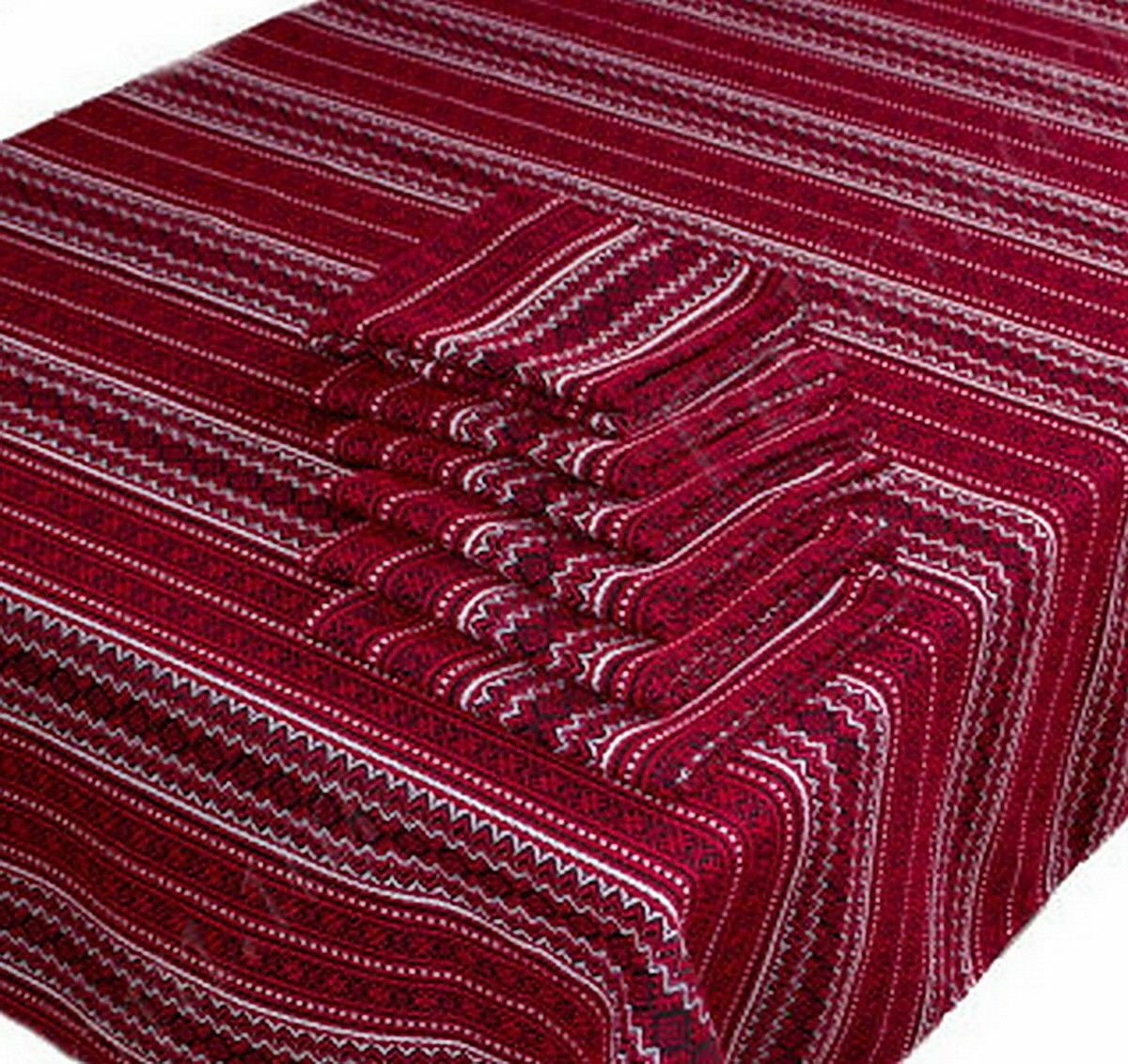 Ukrainian Woven TABLECLOTH + 6 NAPKINS Embroidery GrößeS  FarbeS  Mother's Day