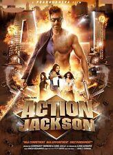 Action Jackson (2014)  - Ajay Devgan, Sonakshi Sinha - bollywood hindi movie dvd