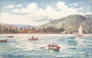 inveraray-the-castle-bridge-and-duni-quaich-1907-tucks-oilette