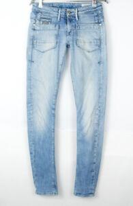 G-STAR RAW Women Low T Skinny Slim Stretch Jeans Size W27 L32