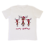 New-Kids-Christmas-Xmas-T-Shirt-Tee-Tops-100-Cotton-Boys-Girls-Gift-Red-White thumbnail 16