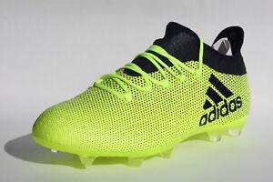 Détails sur Adidas X17.2 FG S82325 jaunenoir Détail: $130.00 vente chaude $50.00!!! afficher le titre d'origine