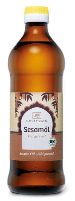 Bio Sesamöl, 500 Ml von Classic Ayurveda