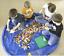 UK-Large-Portable-Kids-Play-Mat-Storage-Bag-Toys-Lego-Organizer-Rug-Box-Pouch miniature 7
