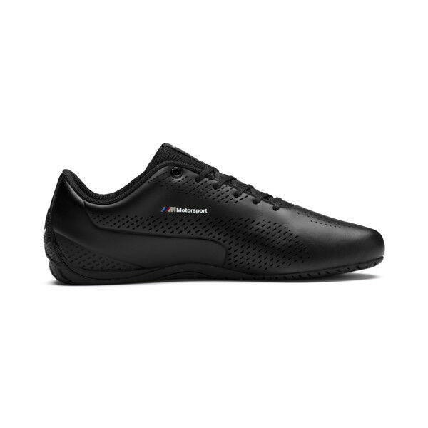 NEW NIB Men's Puma BMW M Drift Cat 5 Ultra II Sneakers shoes 306421_01 Black