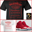 EXCLUSIVE-TEE-T-SHIRT-TO-MATCH-ANY-AIR-JORDAN-REDS-BREDS-BANNED-OR-WIN-LIKE-96 miniatuur 1