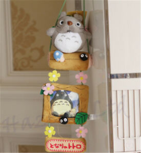 Studio-My-Neighbor-Totoro-Plush-Hanging-Picture-Photo-Frame-Decor-Useful