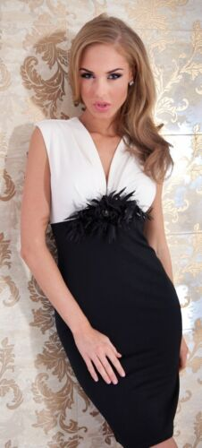 Party Evening Cocktail Wedding Formal Ladies Dress Size 8-22