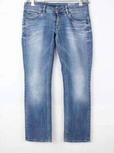 G-STAR RAW Women 3301 Skinny WMN Slim Stretch Jeans Size W30 L30