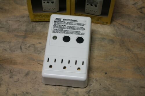 Hubbell GFP315A Circuit Guard Ground Fault Circuit Interrupter 1800w NEW