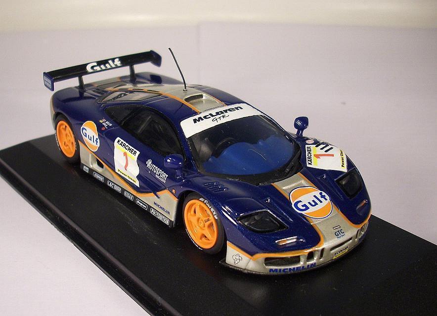 Minichamps PMA 1 43 McLaren F1 GTR Ring Gulf OVP  9020