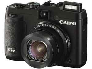 Canon 8406B005 Power Shot Digital Camera Black