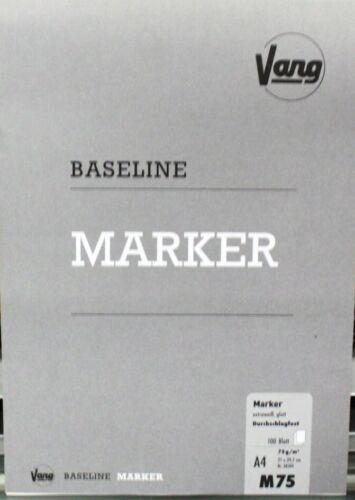Malblöcke für Marker,Mixed Media,Stifte oder Tuschen