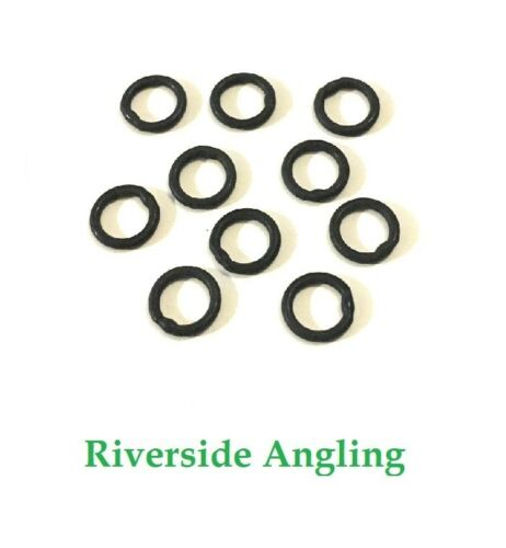 Lead Making Welded Round Ring 6.0mm Heli Safe Anti Glare Carp Fishing Rig