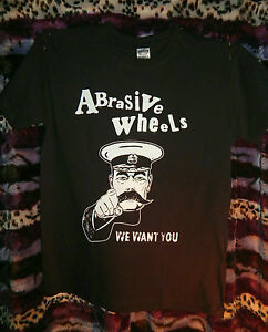 Abrasive-Wheels-Army-Song-T-Shirt