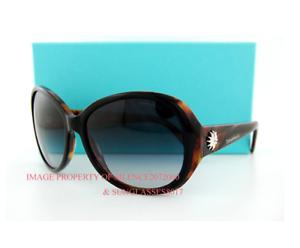 178d59d528b4 Brand New Tiffany   Co. Sunglasses 4027G 80503C Black and Havana ...