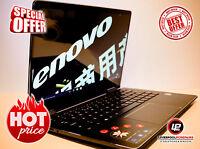 "Lenovo Yoga 710-14ISK Laptop 14"" FHD Intel Core i7-6500U 128GB SSD 8GB RAM WIN10"
