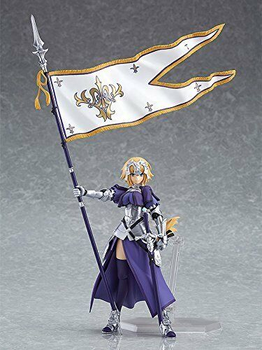 Figma 366 DESTINO//Grand ordine Righello//Jeanne d /'arc Figura dal Giappone Max Factory