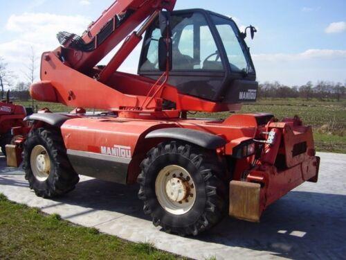 Manitou  MRT 1850 - 2540 M Series  Forklift  Workshop Manual