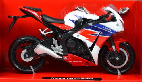 Honda CBR 1000 RR 2016 Motorrad Modell 1:12 von New Ray