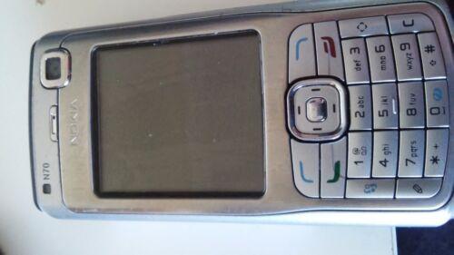 1 of 1 - Nokia N70 -  (Unlocked) Smartphone