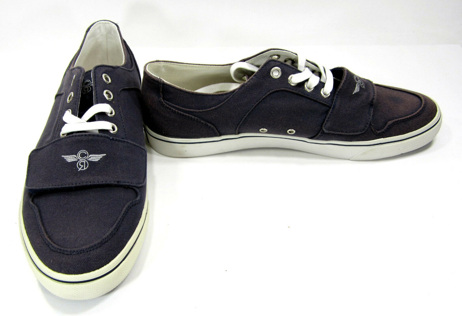 Creative Recreation shoes Cesario Lo Canvas Navy bluee Sneakers Size 10.5