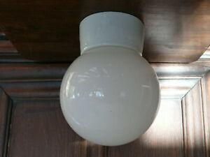 Original-Bauhaus-Stil-Lampe-Plafonier-Deckenlampe-Bauhausstil-ca-1935