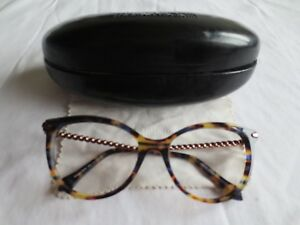 e14a5ae6526d Image is loading Roberto-Cavalli-brown-glasses-frames-Empoli-With-case