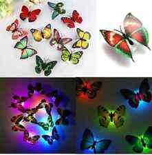 Shining  3D Butterflies DIY home decor wall stickers (mix)