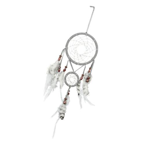Grey 2 Circular Dream Catcher Holy Night Bad Dreamcatcher Christmas Gift