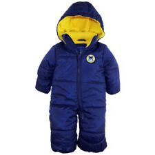 12a665120 iXtreme Baby Boys Expedition Puffer Winter Snowsuit Pram Bunting ...