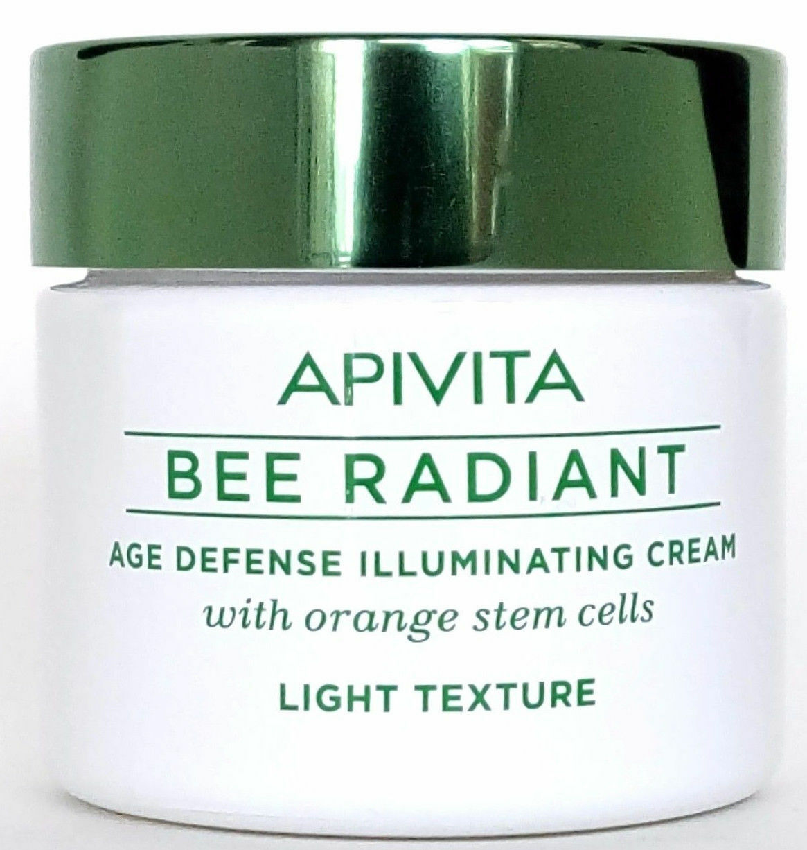 Apivita - Bee Radiant Age Defense Illuminating Cream - Rich Texture - 50ml/1.76oz OLAY Regenerist Advanced Anti-Aging Eye Roller Daily Treatment 1 Each (Pack of 2)