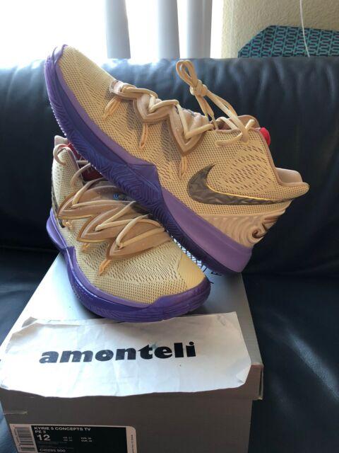 Size 12 - Nike Kyrie 5 x Concepts Ikhet